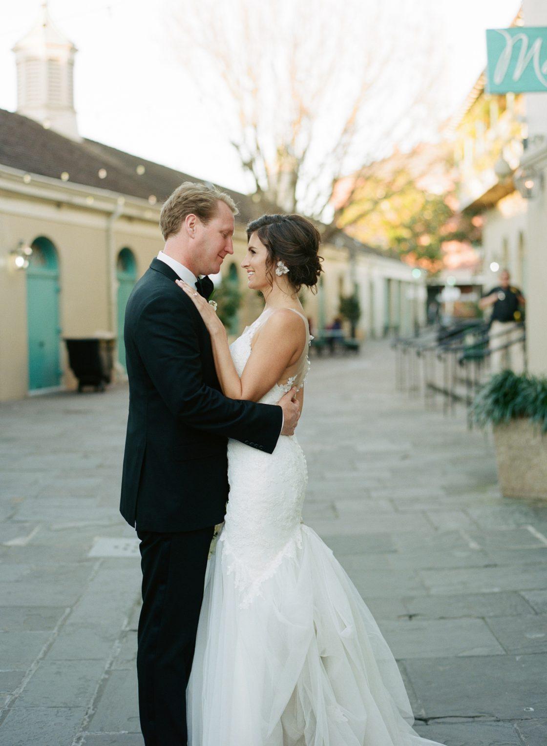 Southern Wedding Portrait