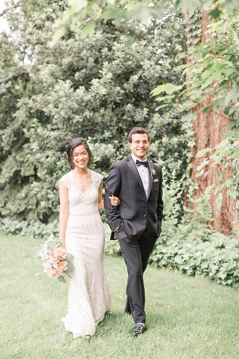 Classic Romantic Wedding Portrait