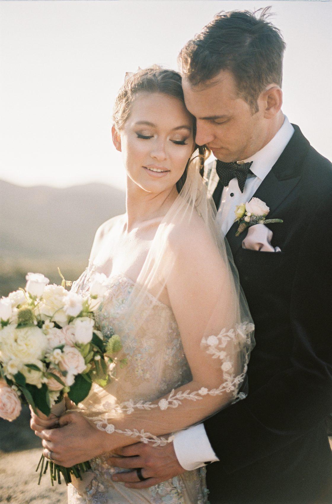 Golden Lavender Farm Wedding Inspiration