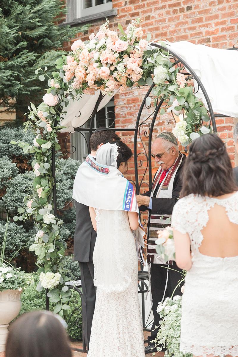 Jewish Wedding Ceremony Tallit