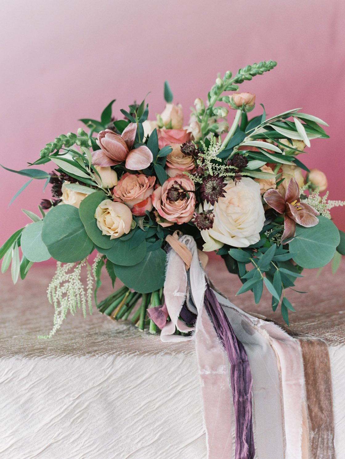 Rustic Elegant Wedding Bouquet