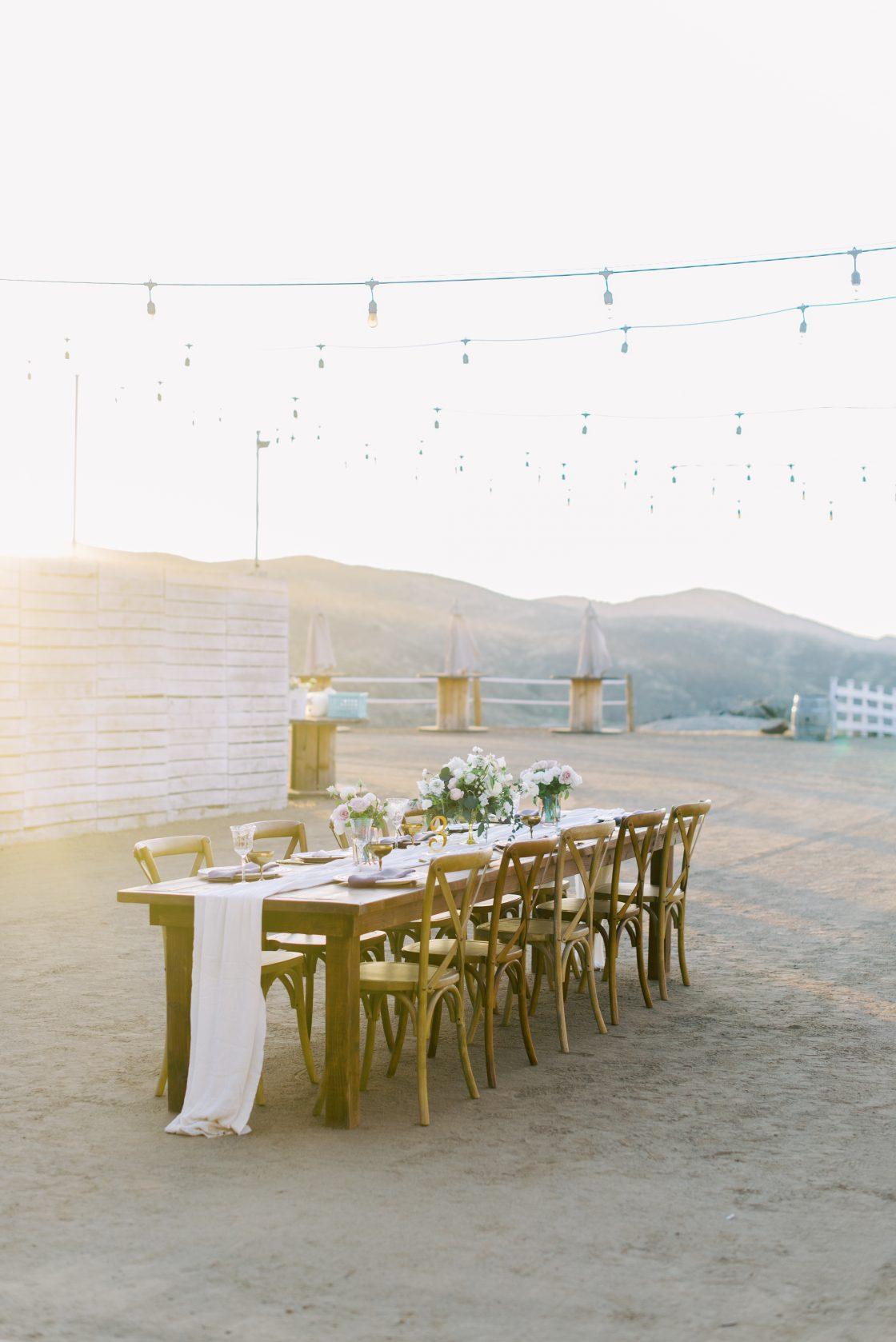 Sunset Farm Wedding