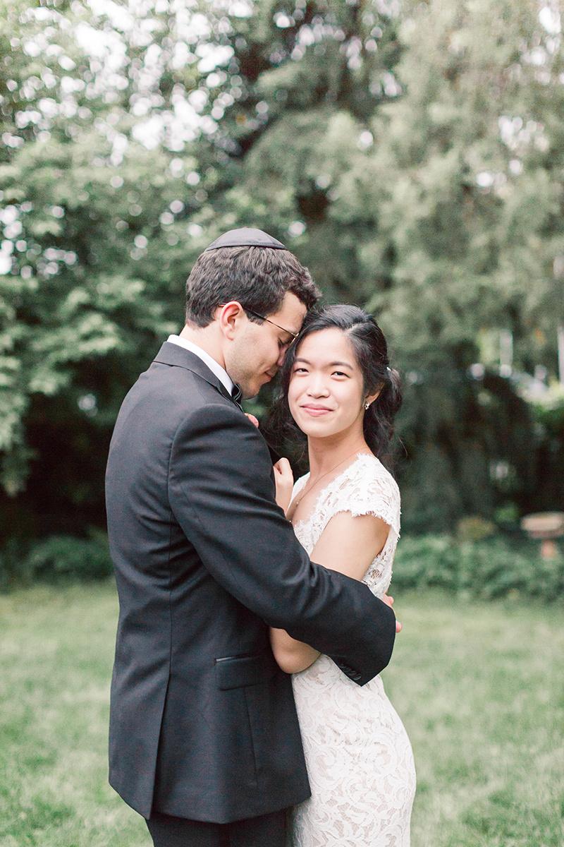 Sweet Bridal Portrait