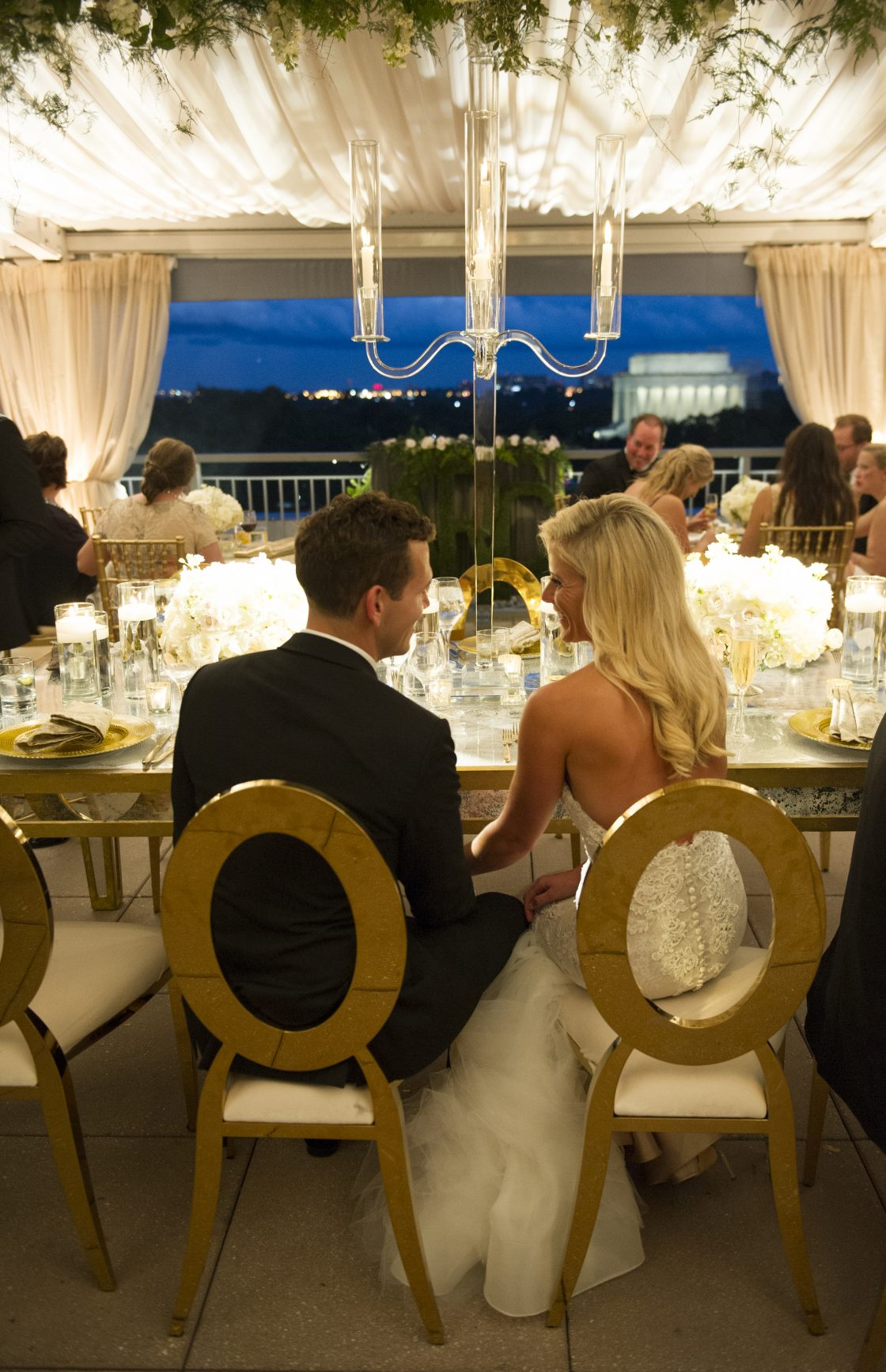 Wedding in DC