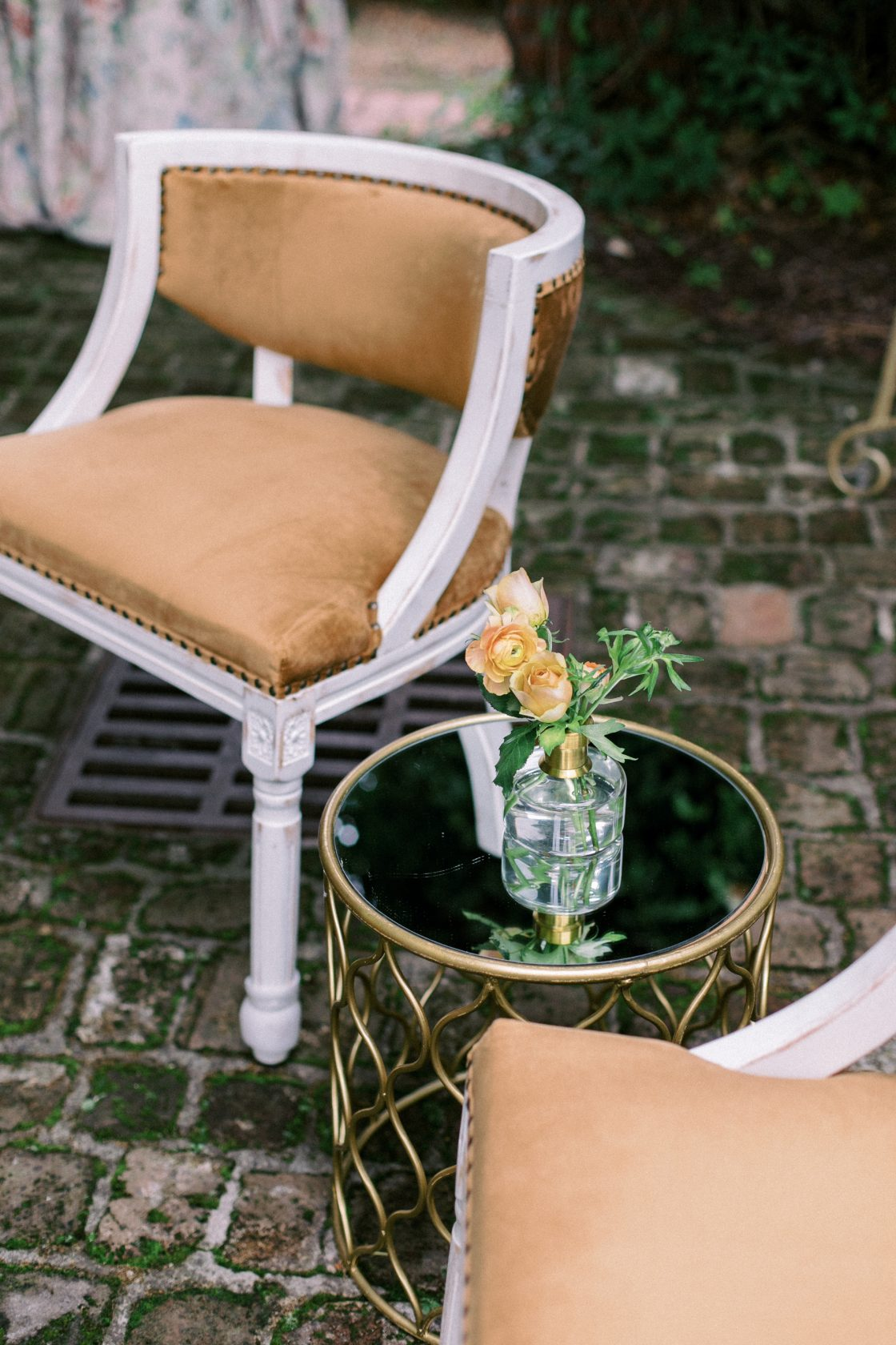 Bud Vase Wedding Flower