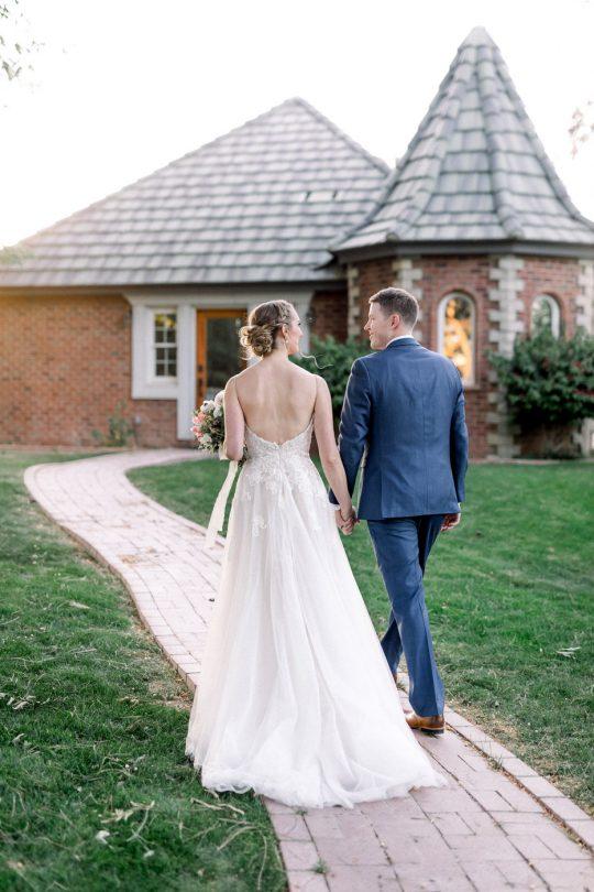 Dreamy Chateau Wedding Venue