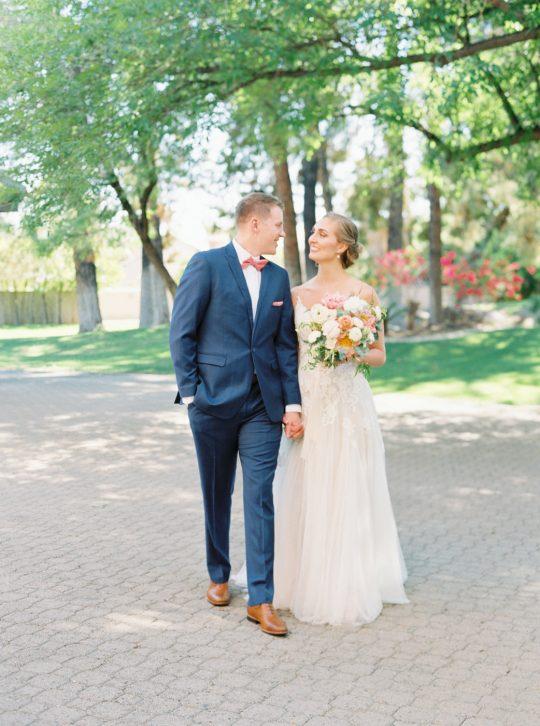 Sweet Arizona Wedding Photos