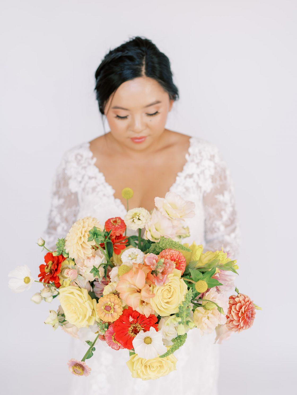 Pastel Citrus Wedding Inspiration