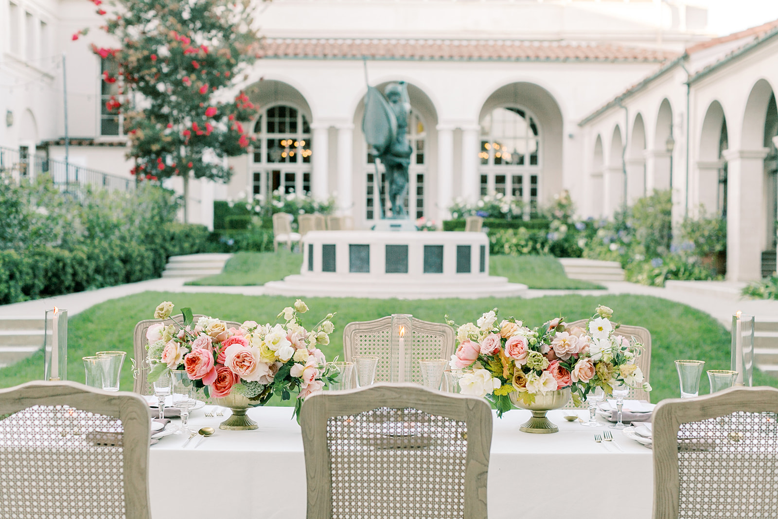 Ebell Wedding Reception