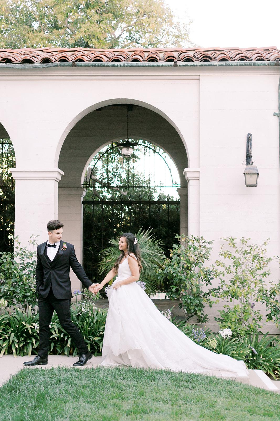 Ebell Wedding Styled Shoot