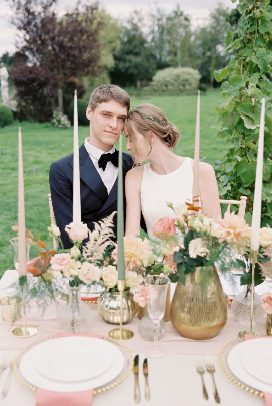 Hencote Estate Vineyard Shrewsbury Wedding Styled Session