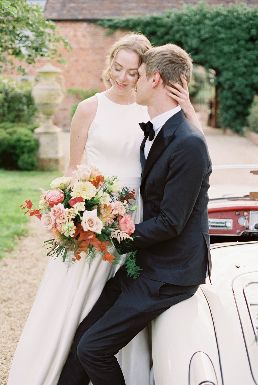 Hencote Estate Vineyard Shrewsbury Wedding Styled Session