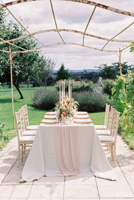 Vineyard Arbor Micro Wedding