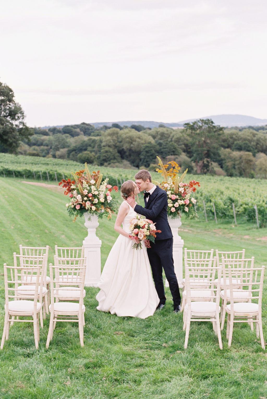 Vineyard Micro Wedding