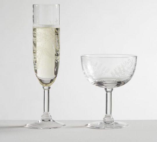 1 Monique Lhuillier Champagne Glasses