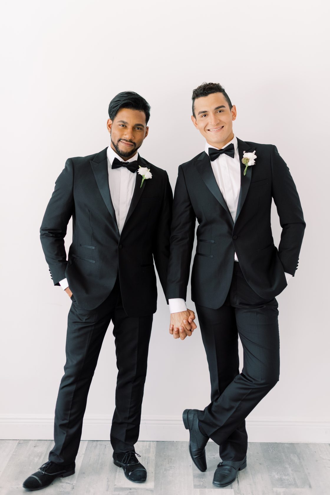 Chic Grooms Suits