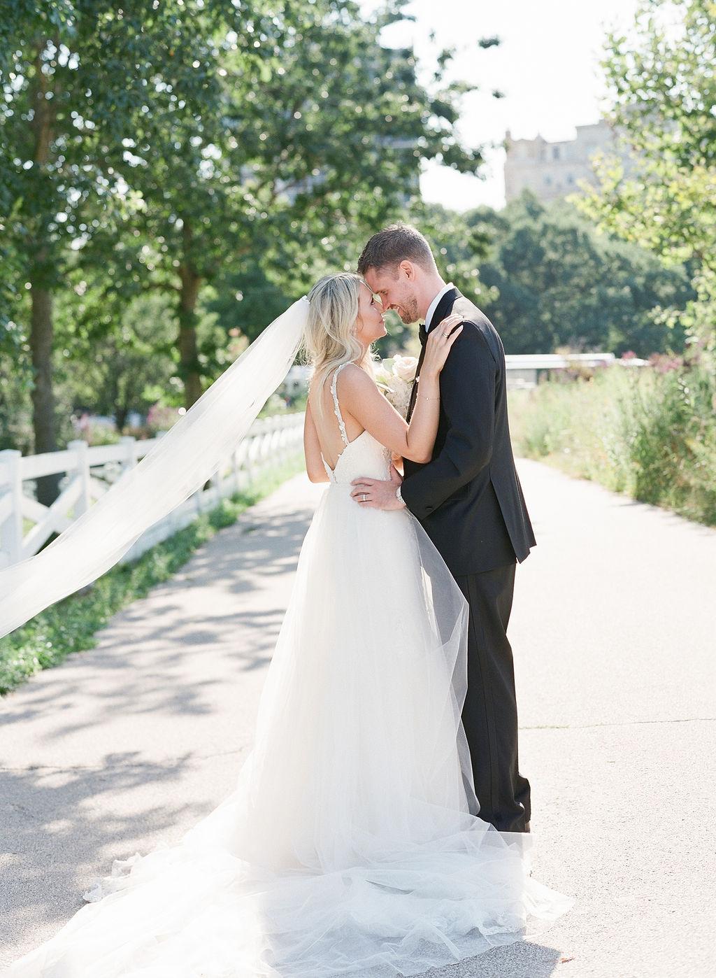 Chicago micro wedding Bonphotage 15