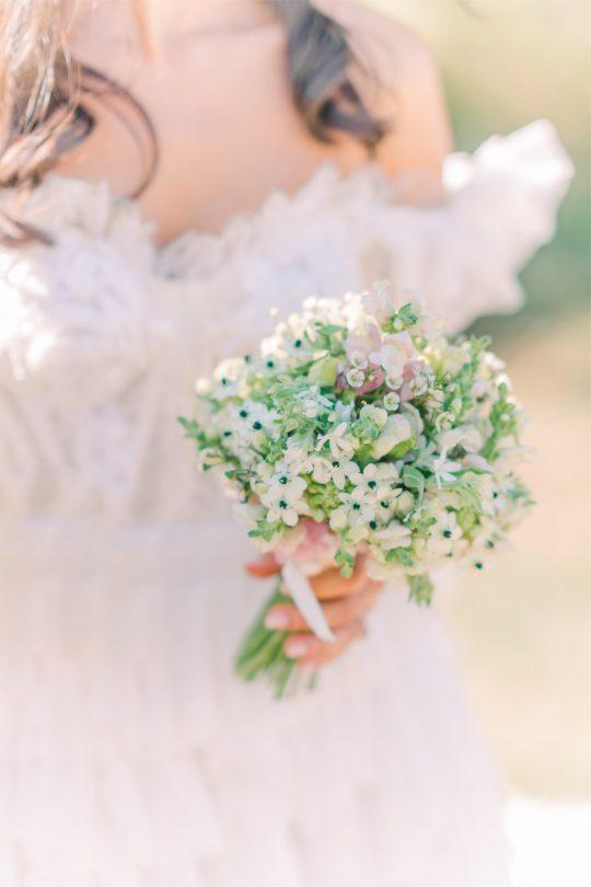 Petite Wedding Bouquet
