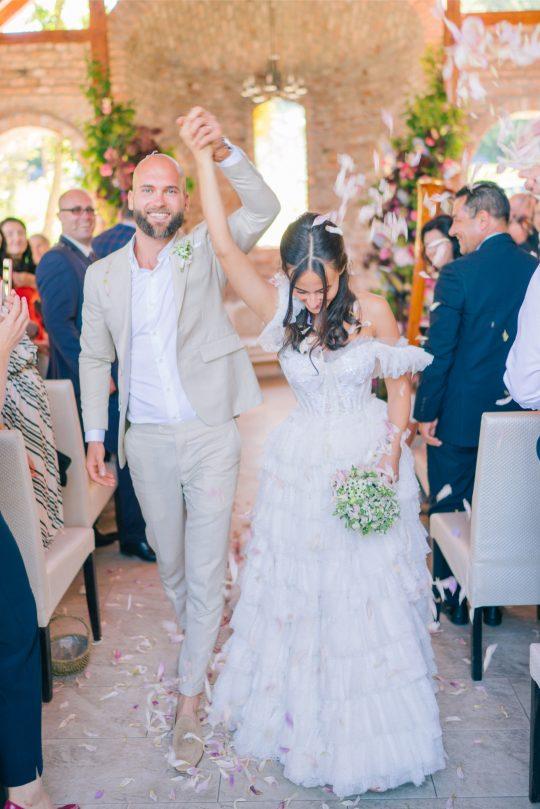 Princess Fairy Tale Wedding Ceremony