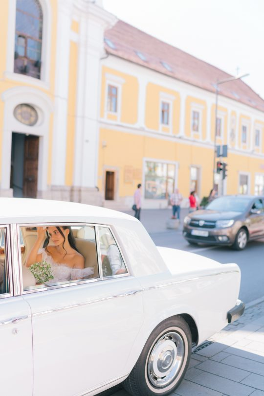 Rolls Royce Bride