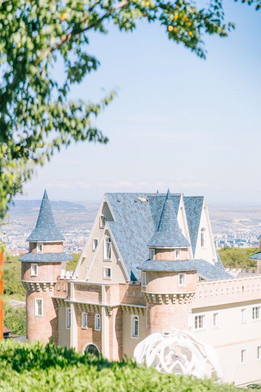Romanian Castle Wedding