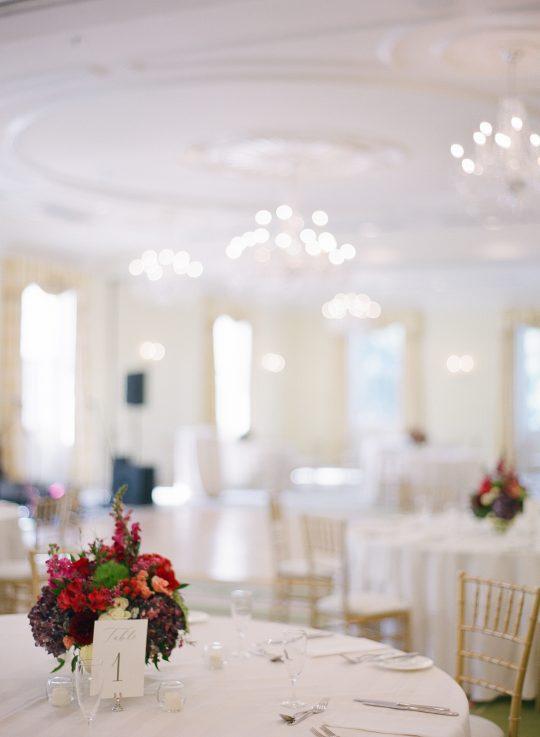 Southern Wedding Decor