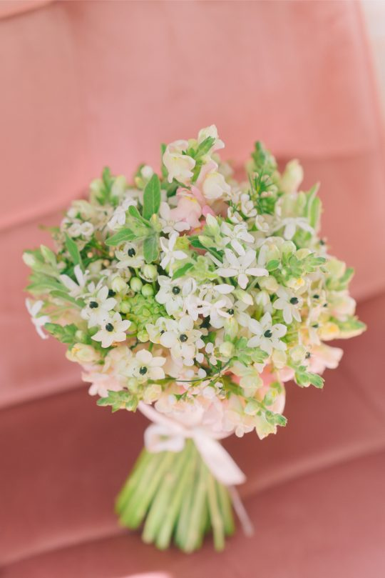 Star of Bethlehem Wedding Bouquet