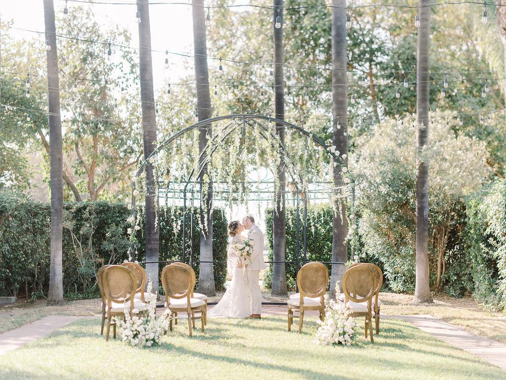 elegant villa wedding ideas XO and Fetti 10