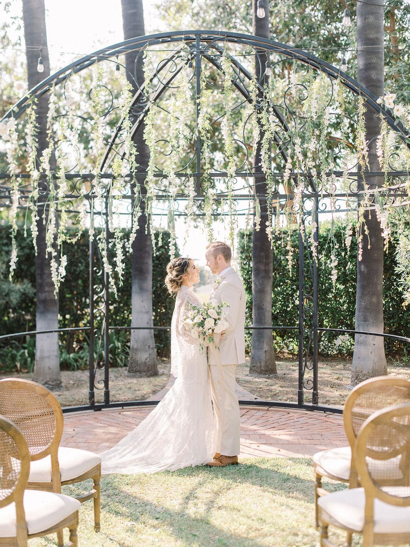 elegant villa wedding ideas XO and Fetti 11