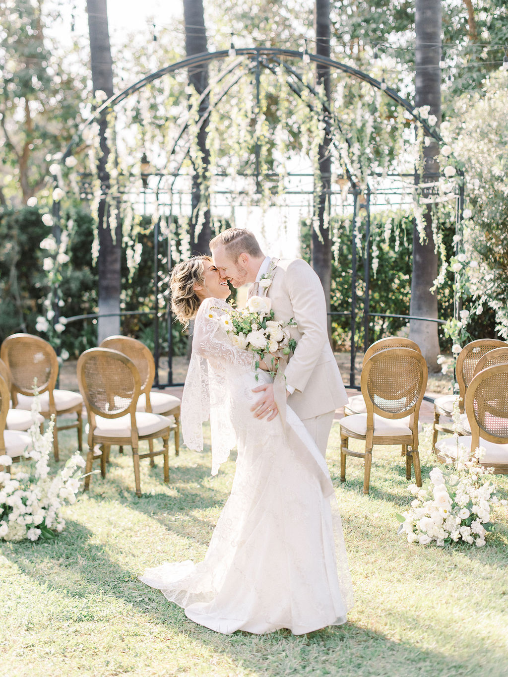 elegant villa wedding ideas XO and Fetti 13