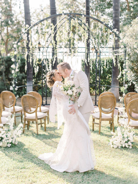 elegant villa wedding ideas XO and Fetti 13