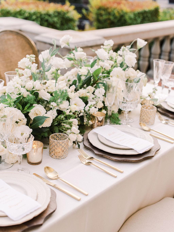 elegant villa wedding ideas XO and Fetti 17