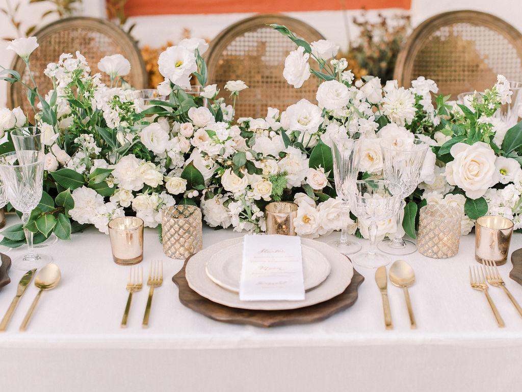 elegant villa wedding ideas XO and Fetti 18