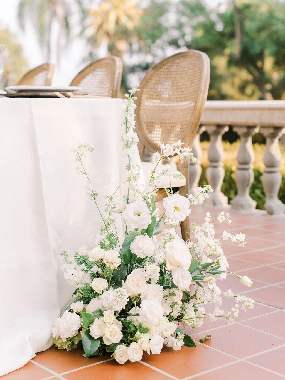 elegant villa wedding ideas XO and Fetti 20