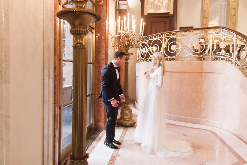 intimate winter NYC wedding Gemini Photography 05