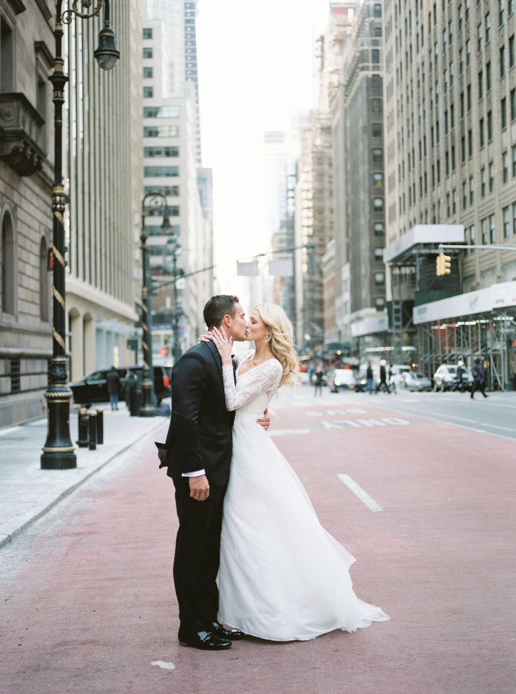 intimate winter NYC wedding Gemini Photography 06