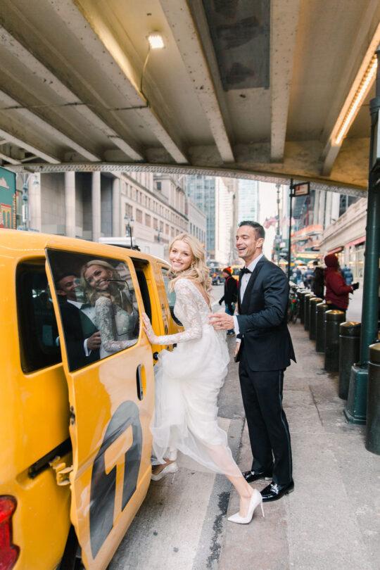 intimate winter NYC wedding Gemini Photography 09
