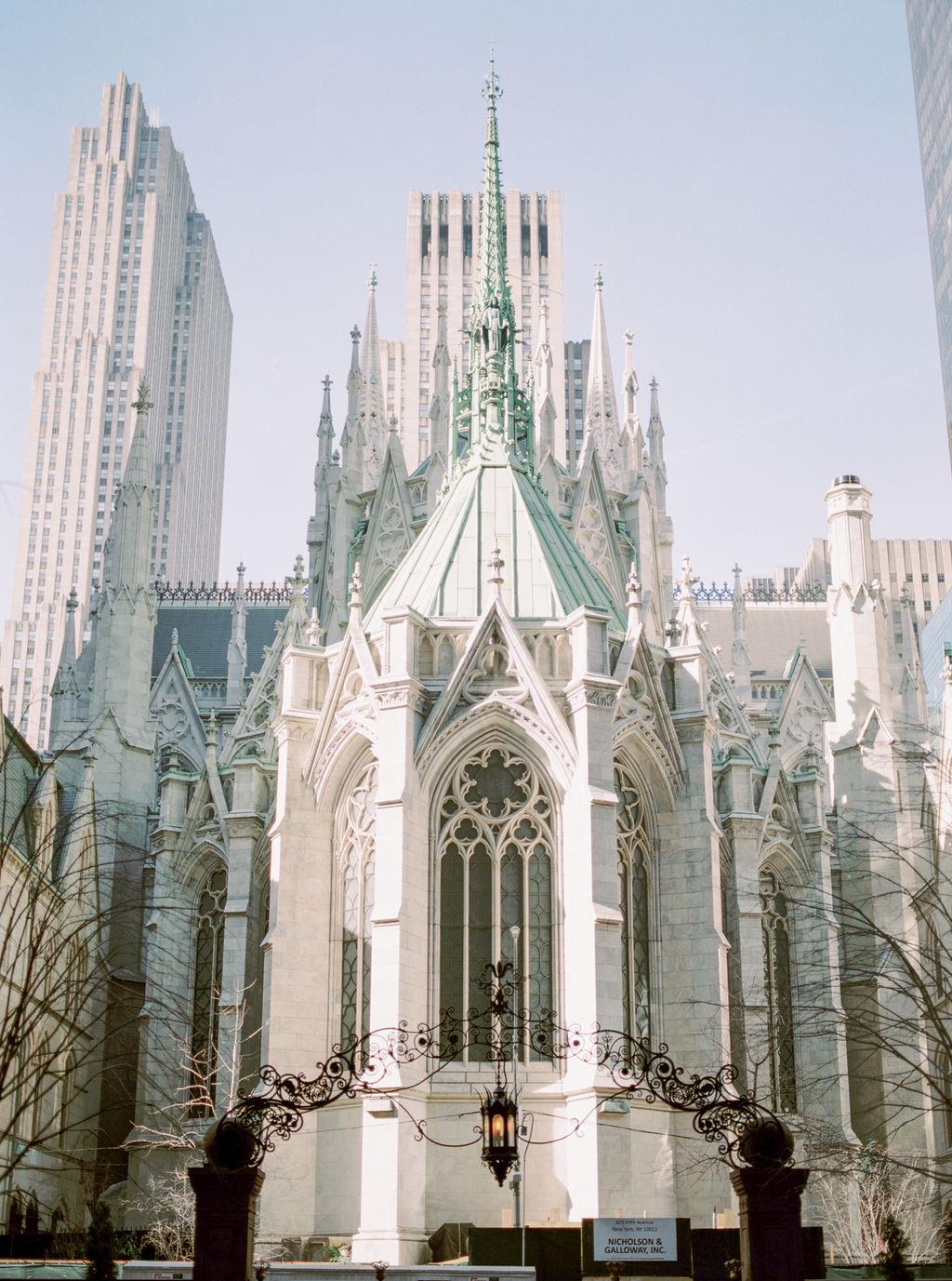 intimate winter NYC wedding Gemini Photography 10