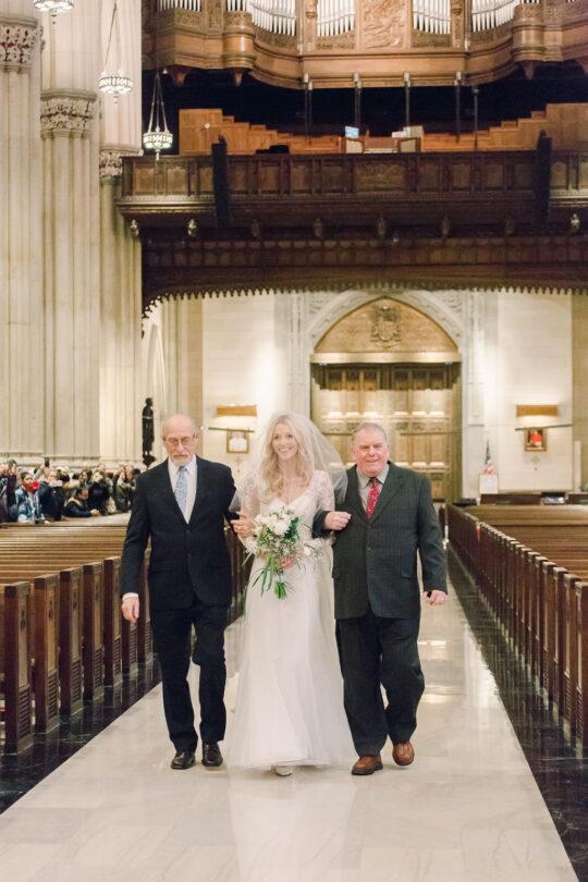 intimate winter NYC wedding Gemini Photography 11