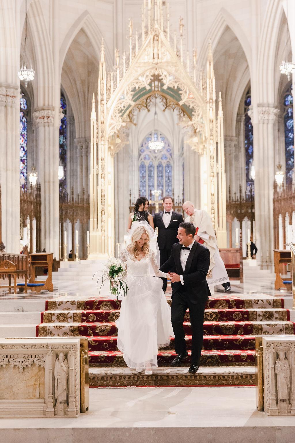 intimate winter NYC wedding Gemini Photography 15