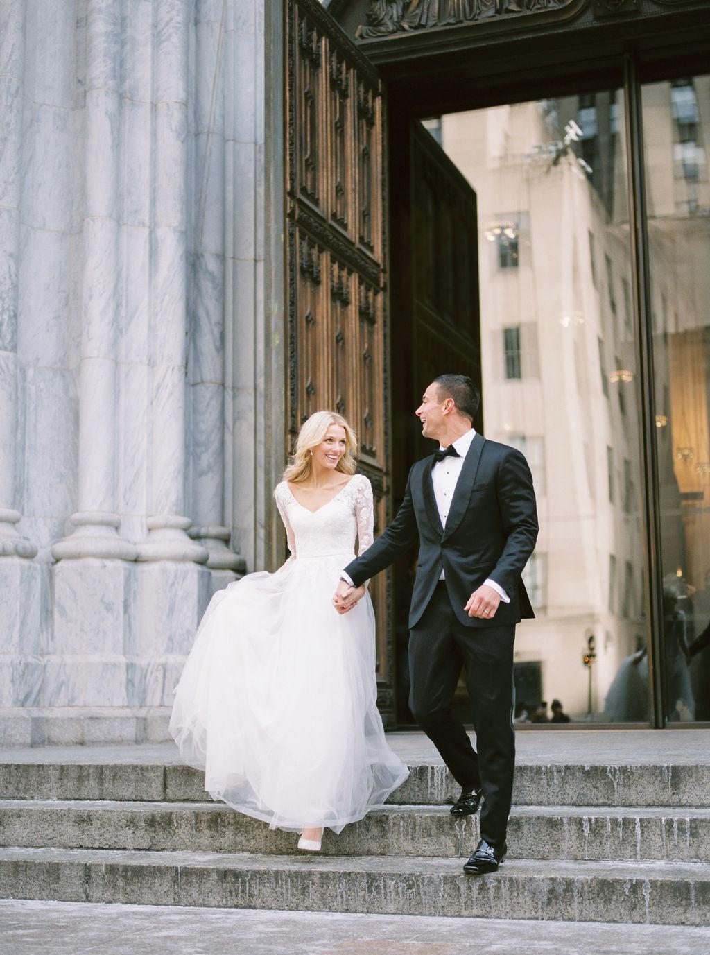 intimate winter NYC wedding Gemini Photography 17