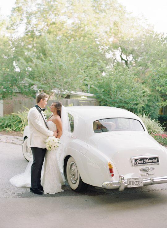 REBEKAH & BRAD. MARRIED