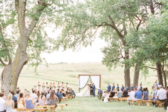 outdoor wedding Hunter Berry 07