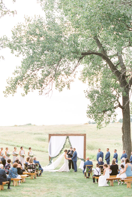 outdoor wedding Hunter Berry 09