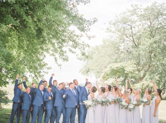 outdoor wedding Hunter Berry 10