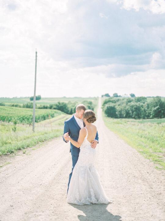 outdoor wedding Hunter Berry 12