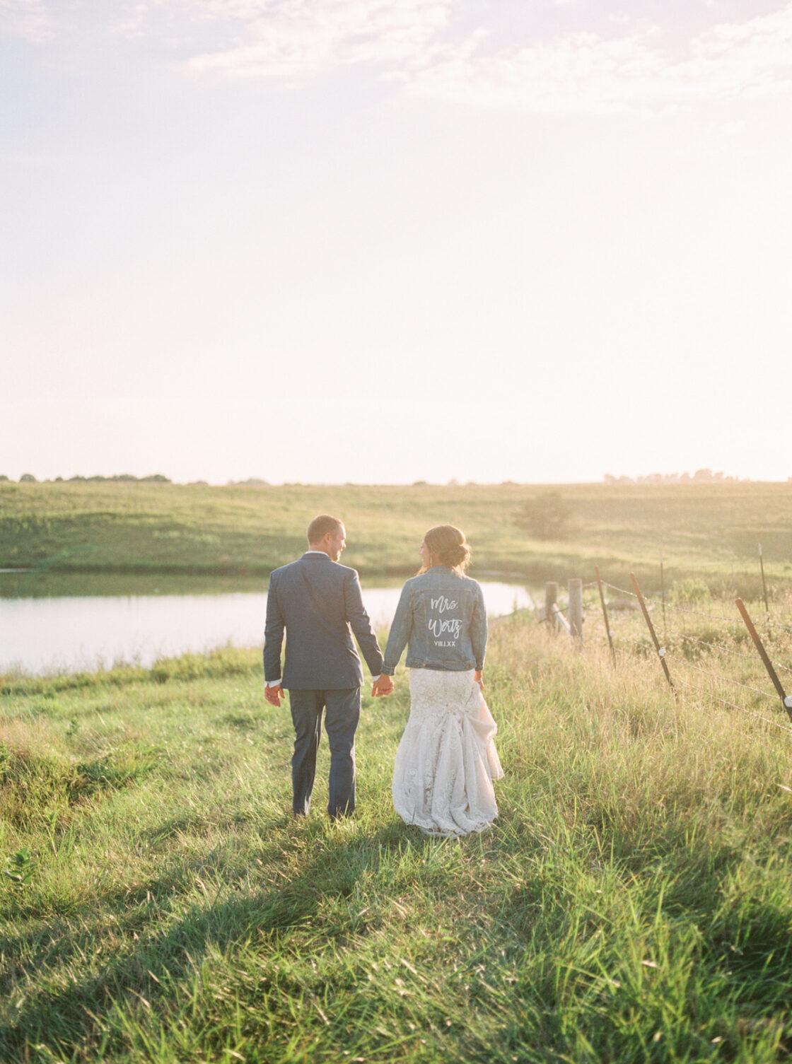 outdoor wedding Hunter Berry 26