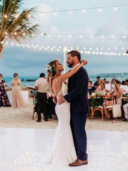 The Ultimate Location for your Destination Wedding Weekend: El Dorado Resorts | Elizabeth Anne Designs