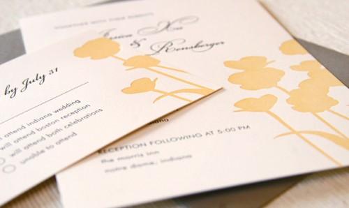 maida vale wedding invitations